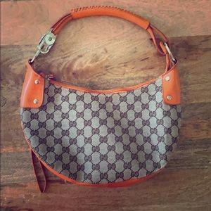 Gucci shoulder purse